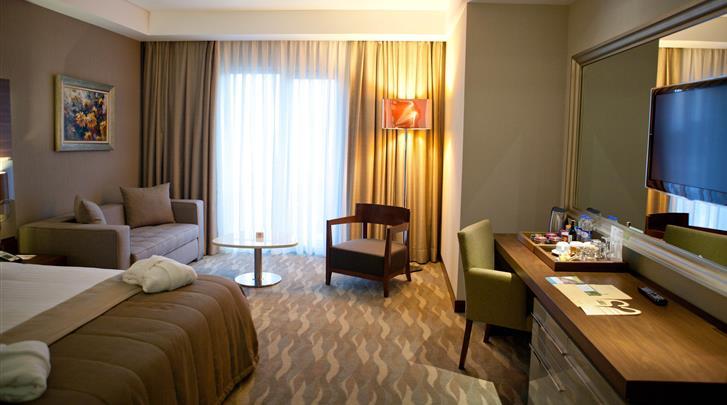 Istanbul, Hotel Innova, Standaard kamer