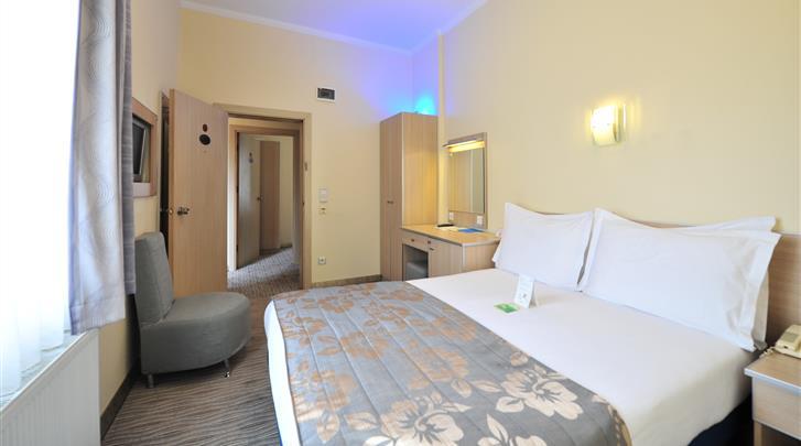 Istanbul, Hotel Olimpiyat