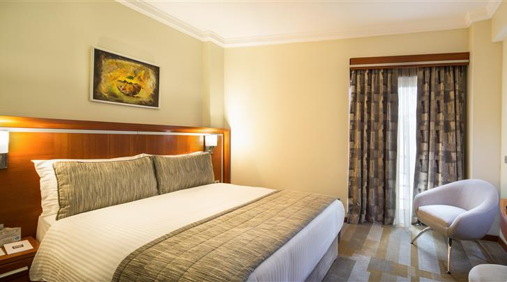 Istanbul, Hotel Orka Royal, Standaard kamer