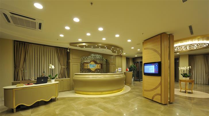 Istanbul, Hotel Yasmak Sultan
