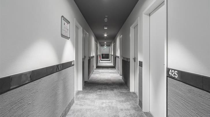 Keulen, Hotel A&O Köln Neumarkt, Hal