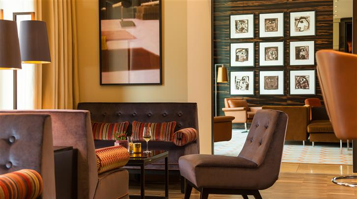 Keulen, Hotel Ameron Regent, Lobby