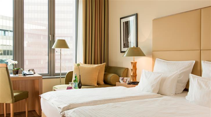 Keulen, Hotel Ameron Regent, Standaard kamer