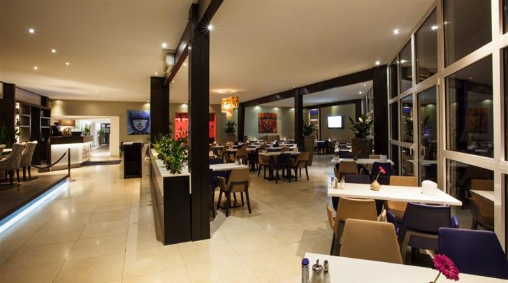 Keulen, Hotel Centro Ayun, Restaurant
