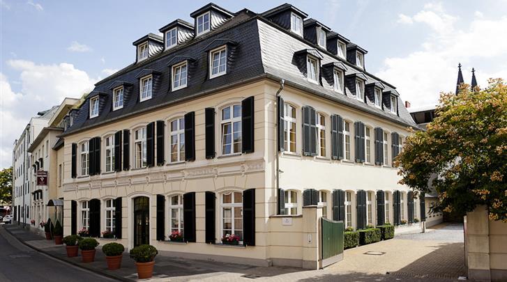 Keulen, Hotel Classic Harmonie, Façade hotel