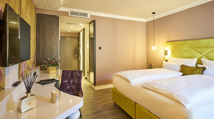 Keulen, Hotel Classic Harmonie, Grand Deluxe kamer