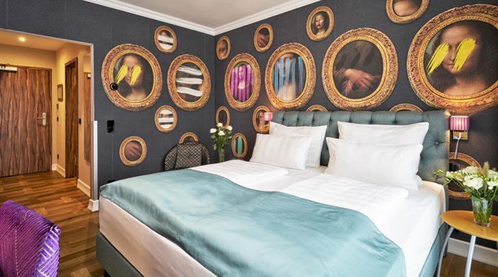 Keulen, Hotel Classic Harmonie, Superior kamer