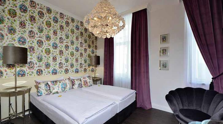 Keulen, Hotel Domspitzen & Domstern, Kamervoorbeeld (Domstern)