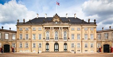 Amalienborg Paleis