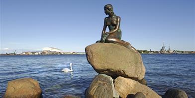 Kopenhagen, De kleine Zeemeermin