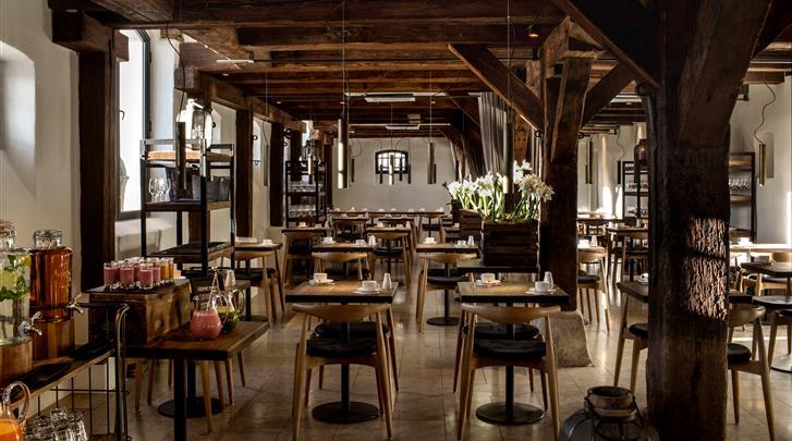 Kopenhagen, Hotel 71 Nyhavn, Restaurant