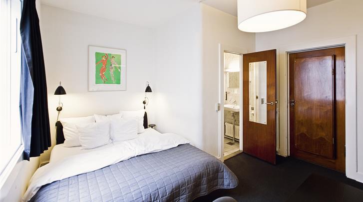 Kopenhagen, Hotel Astoria (CPH), Standaard kamer