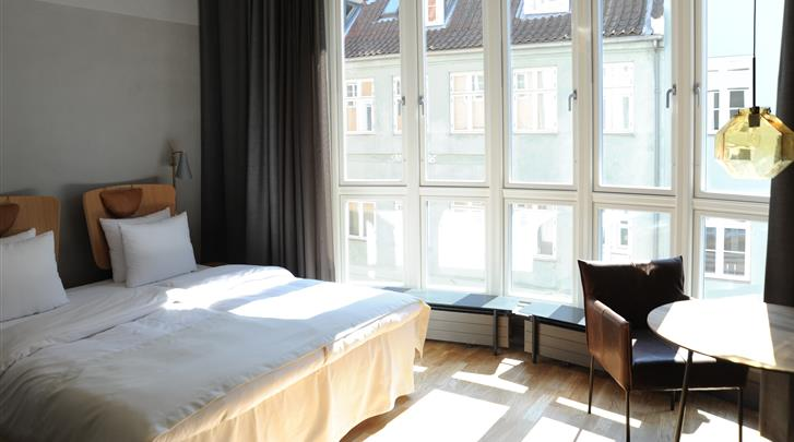 Kopenhagen, Hotel SP34, Double