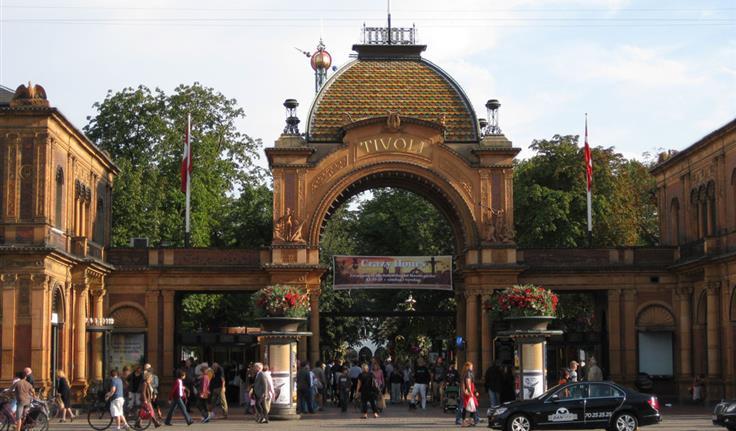 Tivoli Kopenhagen Stedentrips Nl