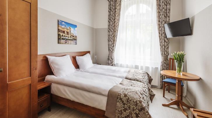 Krakau, Aparthotel Garden Palace, Standaard kamer