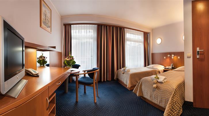 Krakau, Hotel Alexander I, Standaard kamer
