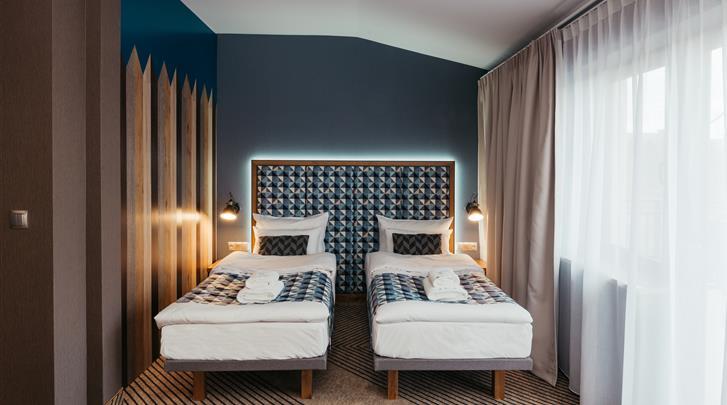 Krakau, Hotel Avena, Standaard kamer