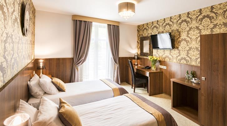 Krakau, Hotel David, Kamervoorbeeld