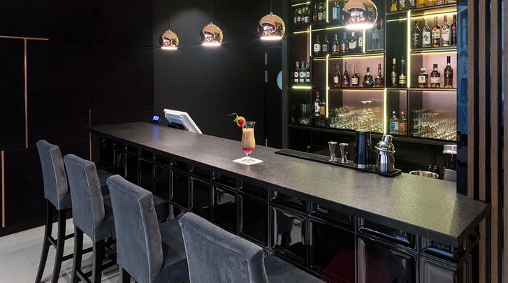 Krakau, Hotel Grand Ascot, Hotel bar