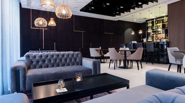 Krakau, Hotel Grand Ascot, Lobby