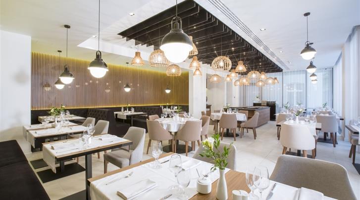 Krakau, Hotel Grand Ascot, Restaurant