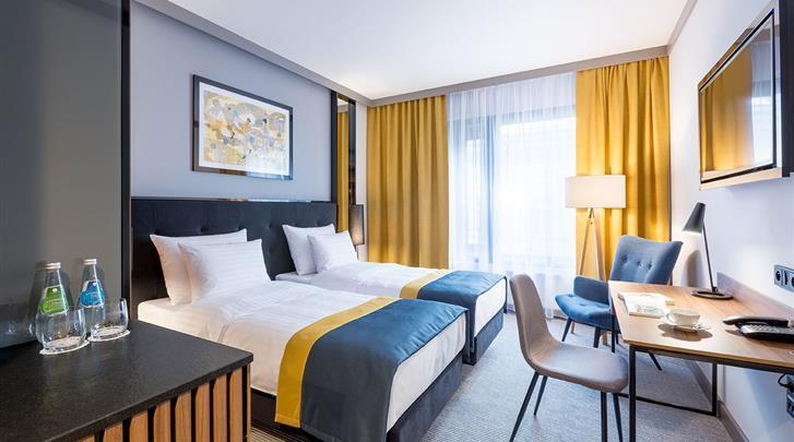 Krakau, Hotel Grand Ascot, Standaard kamer