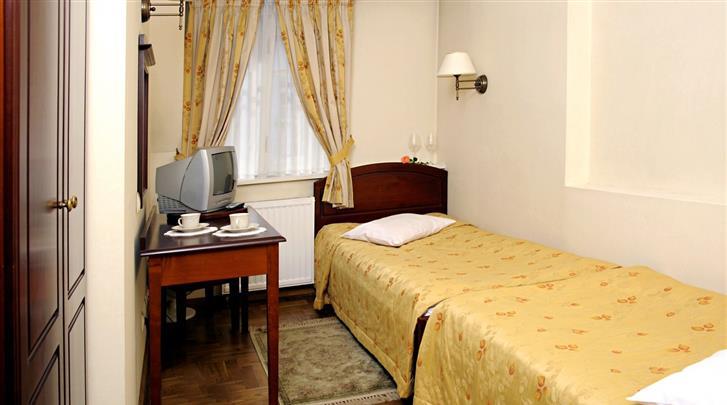 Krakau, Hotel Karmel, Standaard kamer