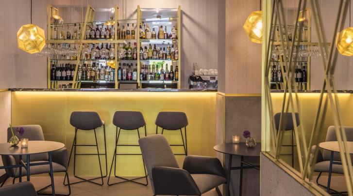 Krakau, Hotel Kossak, Hotel bar
