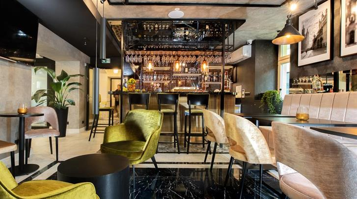 Krakau, Hotel M29, Hotel bar
