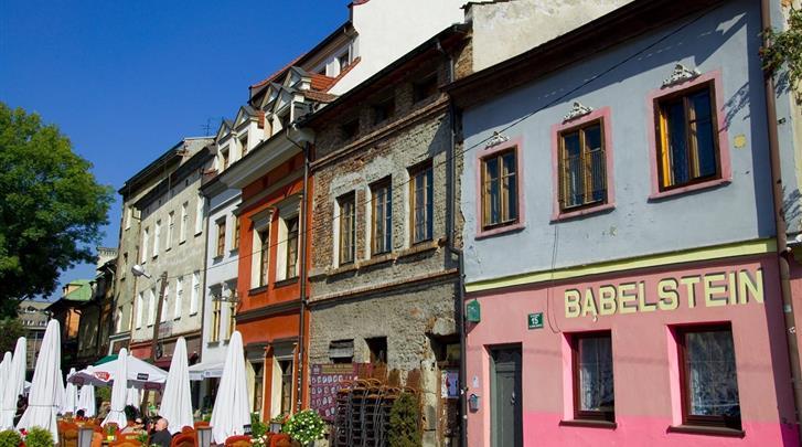 Krakau, Hotel M29, Midden in de sfeervolle wijk Kazimierz