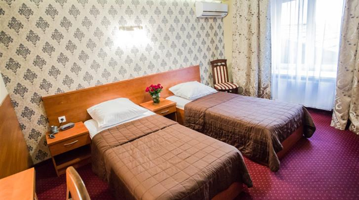 Krakau, Hotel Maksymilian, Standaard kamer