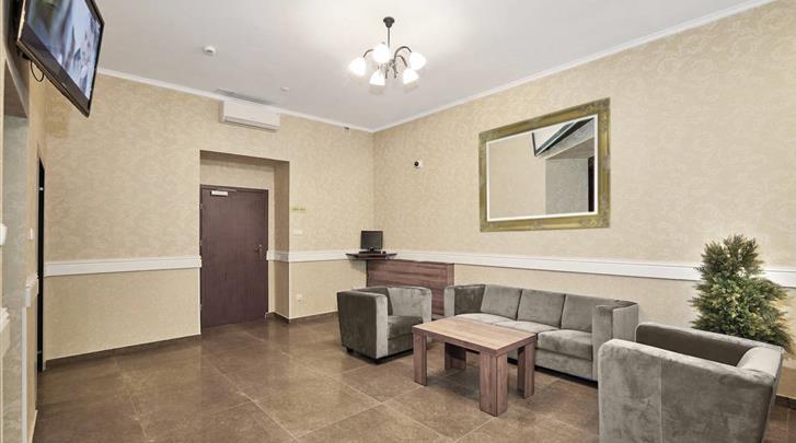 Krakau, Hotel Maximum, Lobby