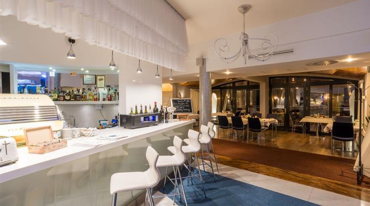 Krakau, Hotel Niebieski Art, Restaurant 'Vanilla Sky'