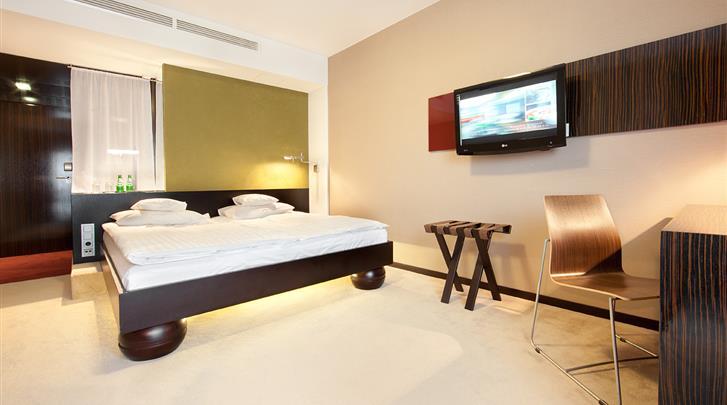 Krakau, Hotel Niebieski Art, Standaard kamer