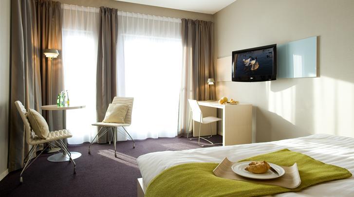 Krakau, Hotel Niebieski Art