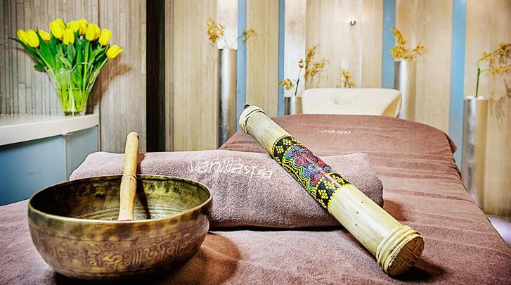 Krakau, Hotel Niebieski Art, Wellness 'Vanilla Spa'