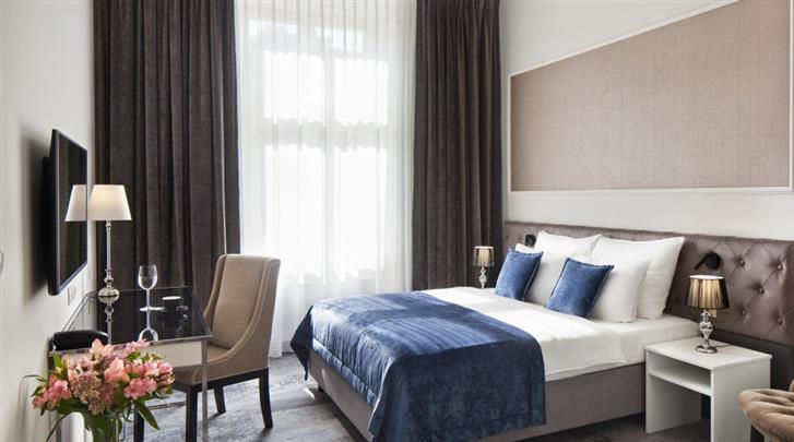 Krakau, Hotel Unicus Palace, Classic Kamer