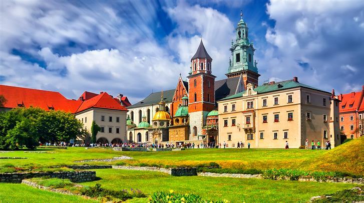 Krakau, Hotel Wawel Queen, Op steenworp afstand van Kasteel Wawel