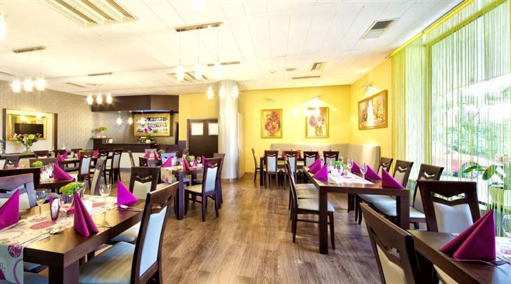 Krakau, Hotel Wilga, Restaurant