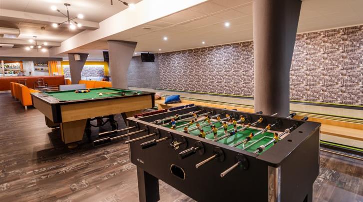 Krakau, Hotel Wilga, Sport en spel