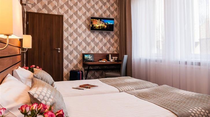 Krakau, Hotel Wilga, Standaard kamer
