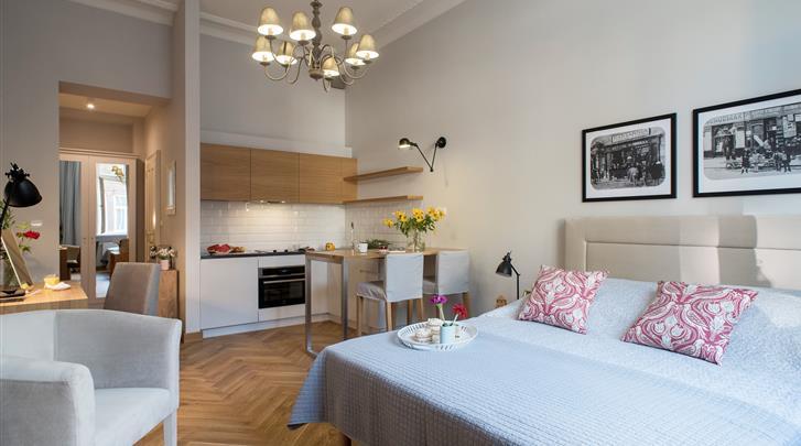 Krakau, Belle Epoque Residence, Studio Superior