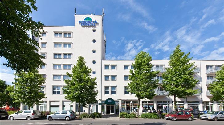 Leipzig, Novum Hotel Ratsholz Leipzig, Façade hotel