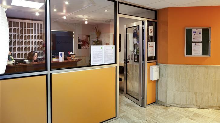 Lille, Aparthotel Adagio Acces Lille Vauban, Receptie