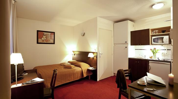 Lille, Aparthotel Adagio Acces Lille Vauban