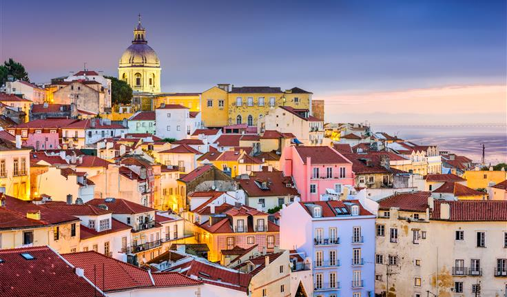 Lissabon, Alfama