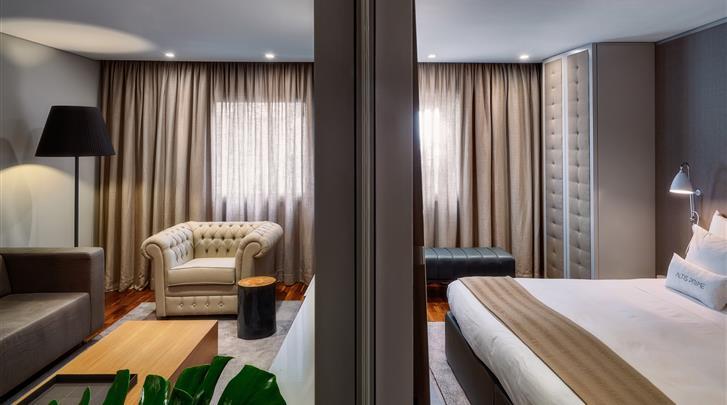 Lissabon, Aparthotel Altis Prime, 2 - kamerappartement Deluxe
