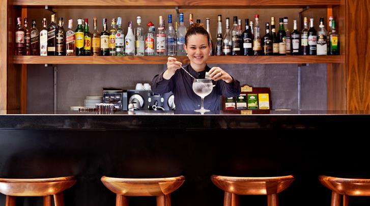 Lissabon, Aparthotel Altis Prime, Lounge Caffé