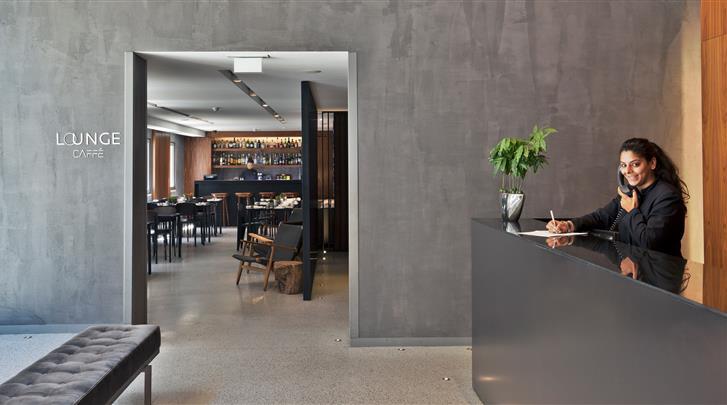 Lissabon, Aparthotel Altis Prime, Receptie