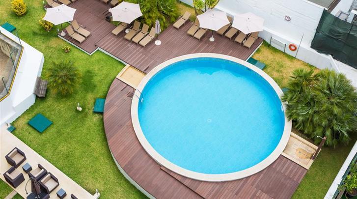 Lissabon, Aparthotel Legendary Lisboa Suites, Zwembad